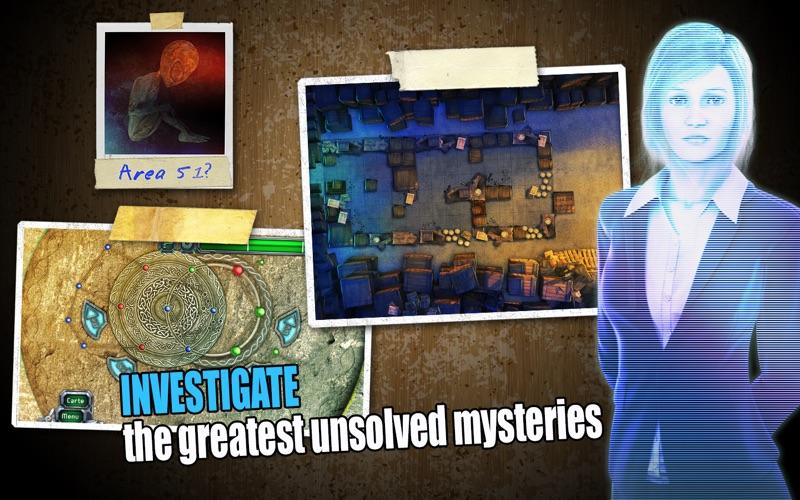 Secret Case - Paranormal Investigation - A Hidden Object Adventure screenshot 2