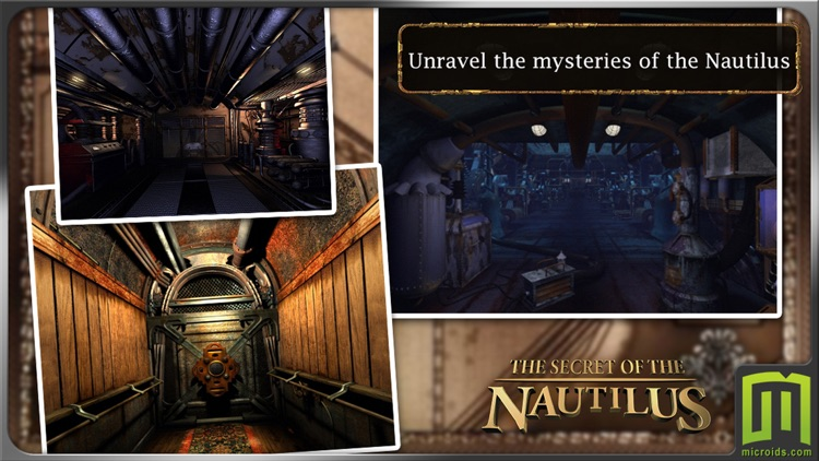 Jules Verne's Mystery of the Nautilus (Universal) screenshot-4