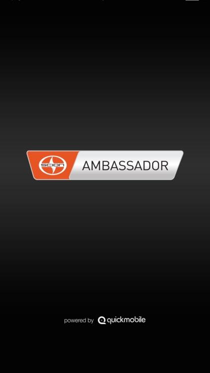 Scion Ambassador