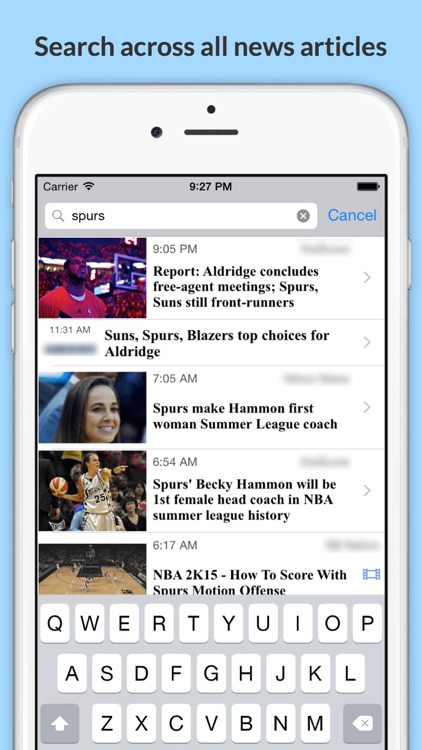 Daily Planet Sports: Get the Latest News on Your Favorite Teams! screenshot-3
