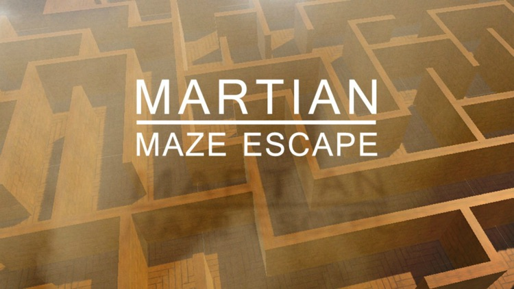 Martian Maze Escape