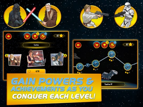 Star Wars - Heroes Path Screenshot
