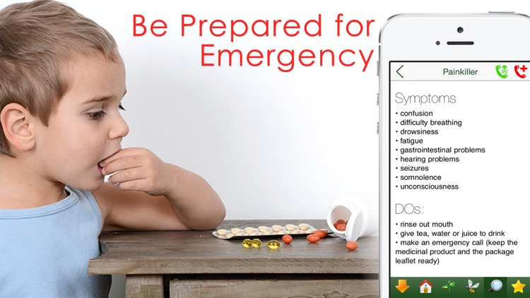 First Aid for Children - Poisoning - Lite