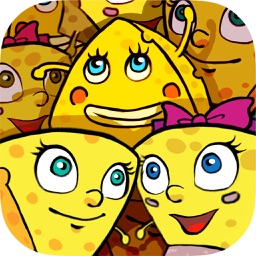 Sponge Boss Match Card Crush and the adventure of Mr Sponge to rescue his friends