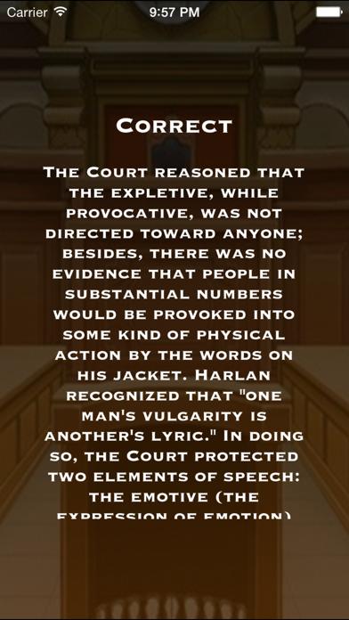 Court Case screenshot four
