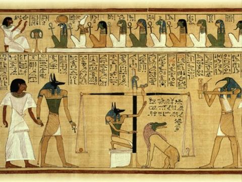 Egyptian Senet (Ancient Egypt Game Of The Pharaoh Tutankhamun-King Tut-Sa Ra)-ipad-3