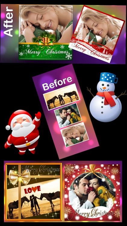 Photo Frames For Christmas screenshot-4