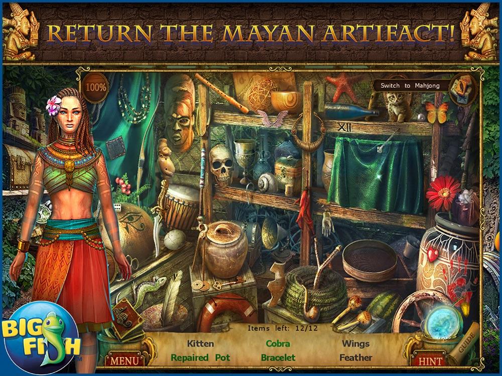 Mayan Prophecies: Cursed Island HD - A Hidden Objects Puzzle Adventure hack tool
