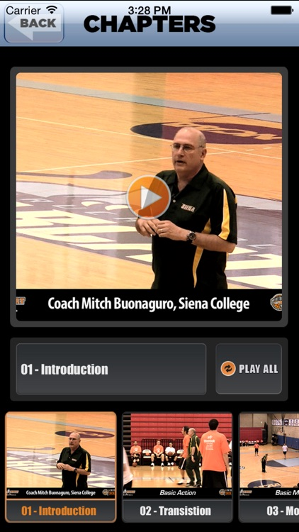 Offense: Transition, Motion & More - With Coach Mitch Buonaguro - Full Court Basketball Training Instruction screenshot-1