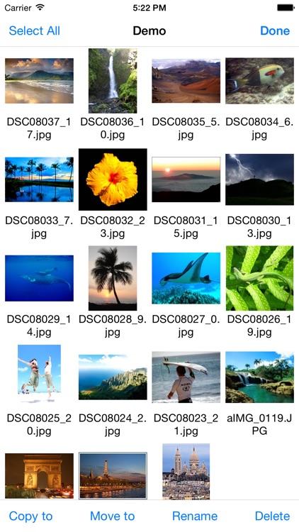 FileExplorer Pro - File Manager for Computer, NAS screenshot-3