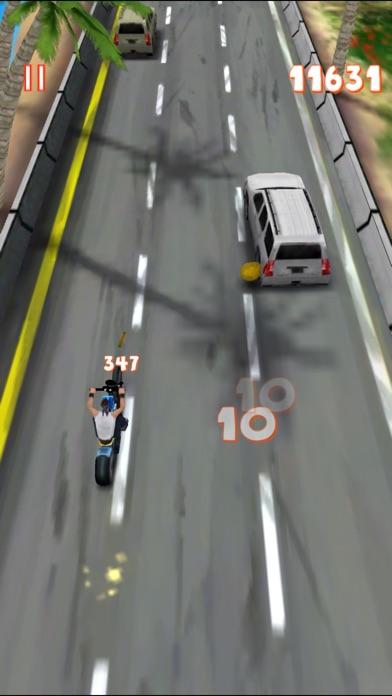 【快速躲避】极速摩托
