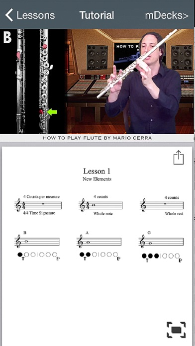 download How to Play Flute by Mario Cerra Vol. 1 apps 2