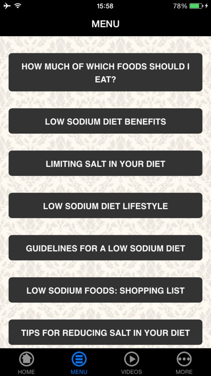 Easy Low Sodium Diet That Beginners Can Quickly Follow Up Diet Plans & Tips screenshot-3