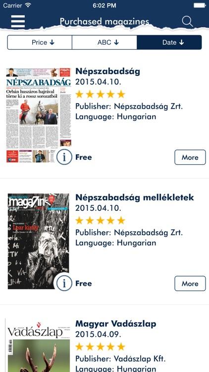 DiMag Reader 2 screenshot-3