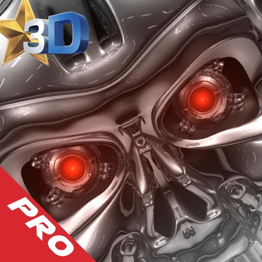 Robot Rivals Domination 3D PRO