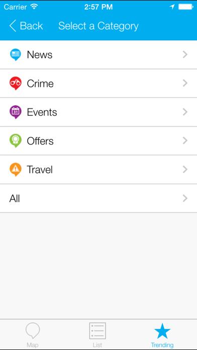 YappApp screenshot four