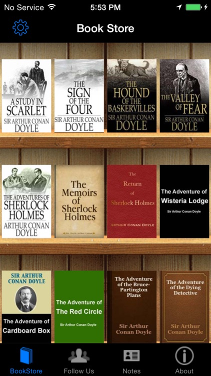 Sherlock Holmes Collection : All works