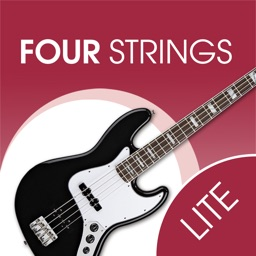 FOUR STRINGS – Die E-Bass-Schule. LITE (deutsche Version)