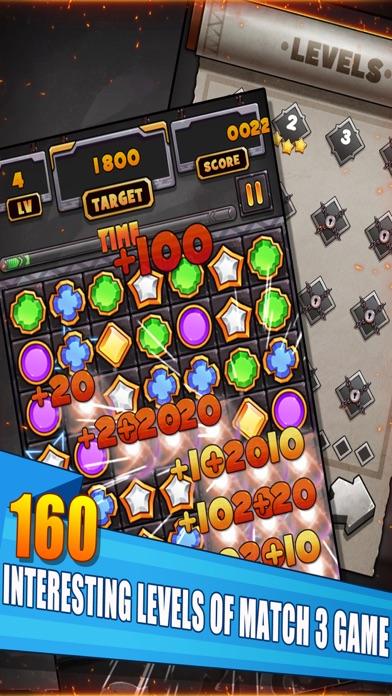 Jewels Link Puzzle screenshot three