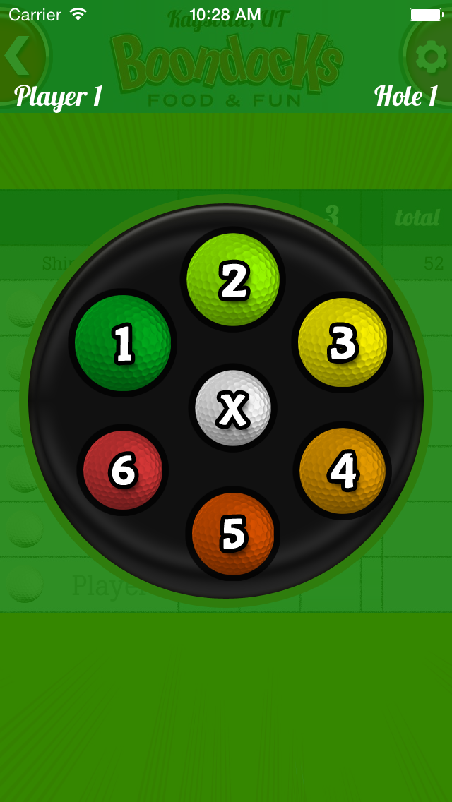 download Boondocks Mini Golf Scorecard apps 3