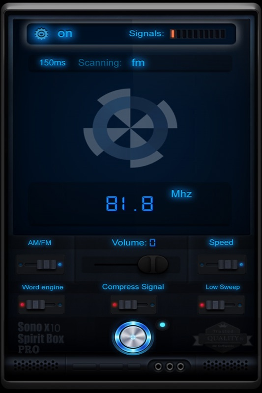 Sono X10 Spirit Box PRO - Online Game Hack and Cheat
