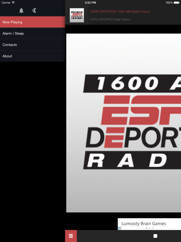 ESPN DEPORTES Sports Radio 1600 AM Fresno-ipad-1