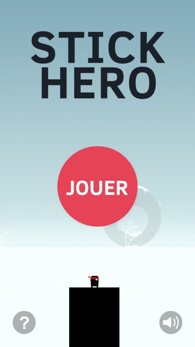 Télécharger Stick Hero pour Pc