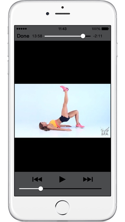 Bikini Butt – Tone Your Buttocks With Leg Lift Exercises screenshot-1