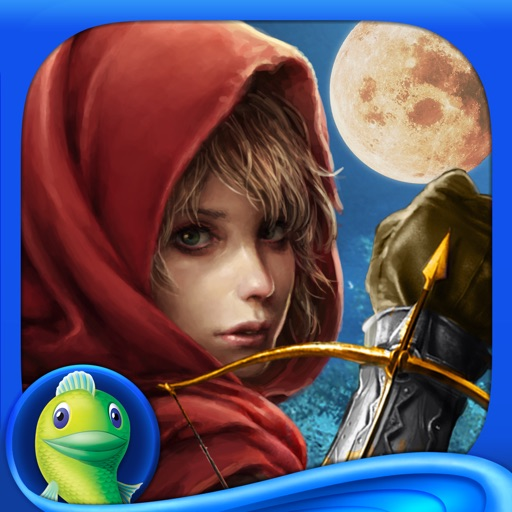 Dark Parables: The Red Riding Hood Sisters HD - A Hidden Object Fairy Tale (Full) icon