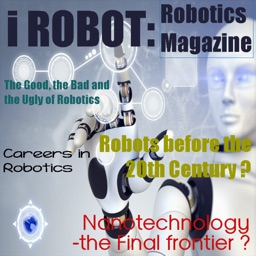 iRobot:Robotics Magazine