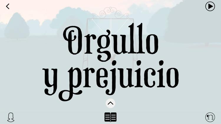 Orgullo y prejuicio - audiolibro - español : castellano screenshot-4