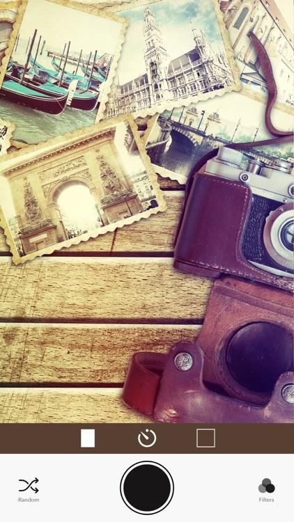 Vintage Camera HD screenshot-4