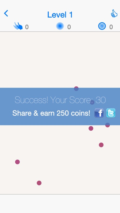 Orbs - Free! with Facebook & Twitter Sharing.