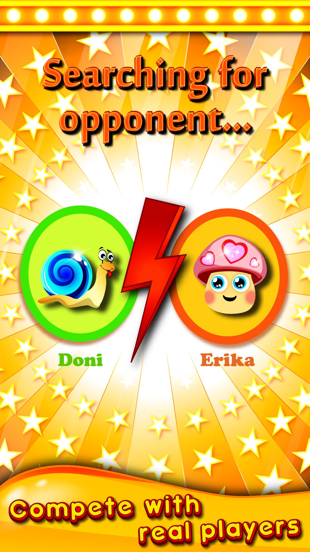 Jolly Duels - Multiplayer match three game hack tool