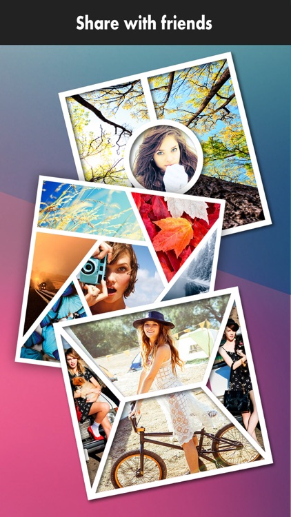 Frame Moment Pro - Grid Editor to collage & crop your photos on instagram screenshot-4