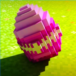 1000000 Easter Egg - Block Voxel Craft Gifts for FREE