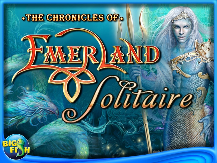 The Chronicles of Emerland Solitaire HD - A Magical Card Game Adventure screenshot-4