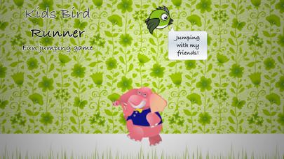 Kids BirdRunner screenshot two