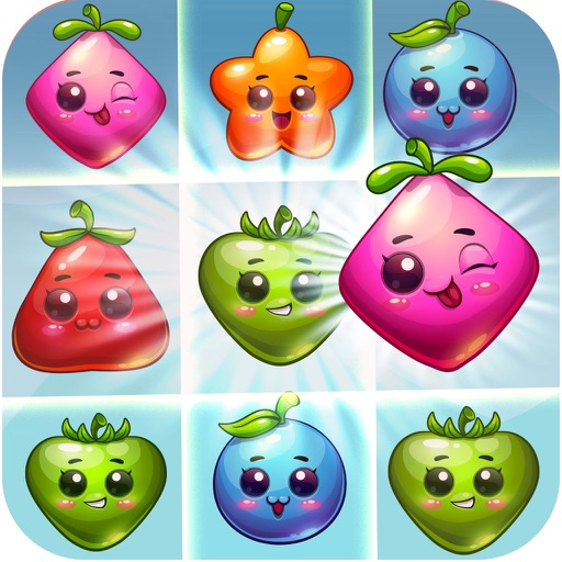 Jelly Gem Mania - Fun Puzzle Game