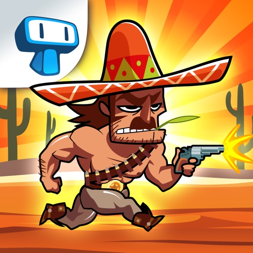 Macho Dash - Free Adventure Running Game
