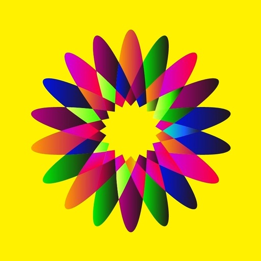 Kaleidoscope Cam Free - Photo Editor & Color Effects