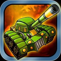 暴击坦克 - 合金战机来袭