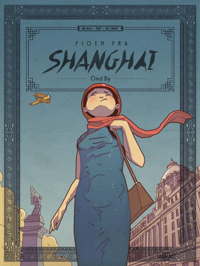 pigen fra shanghai