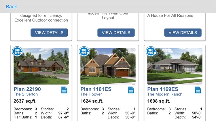 Mascord House Plans screenshot-4