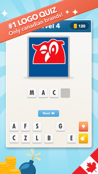 Logo Quiz - Canadian Brands for windows pc