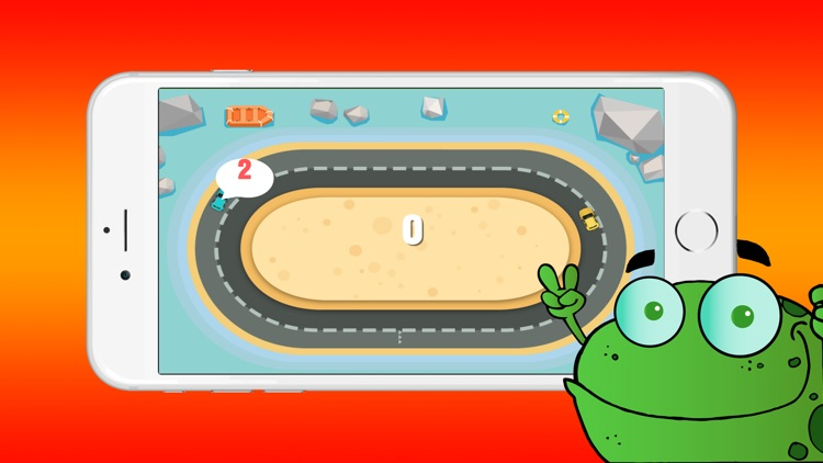 Racing car quick speed do not crash games