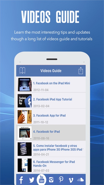 How To For Facebook - iPad and iPhone edition