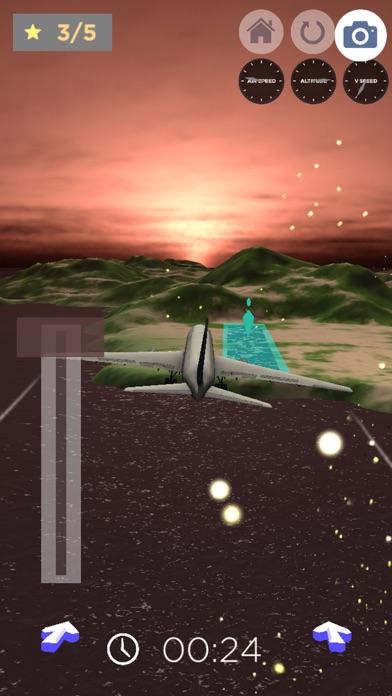 フライト飛行機シミュレータレーシング駐車場モバイルシミュレーション版のおすすめ画像3