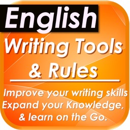 English Writing tools & rules to improve your skills (+2000 notes, tips & quiz)