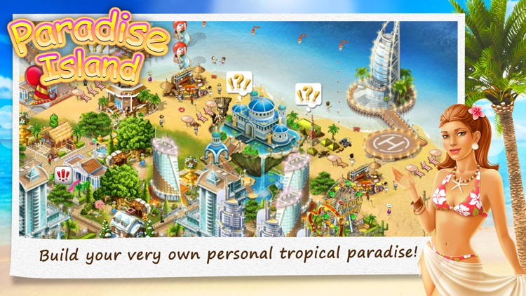Paradise Island: Exotic screenshot-1